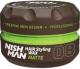 Воск для укладки волос NishMan 08 Matte Look (100мл) -
