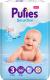 Подгузники детские Pufies Sensitive Midi 6-10кг (66шт) -