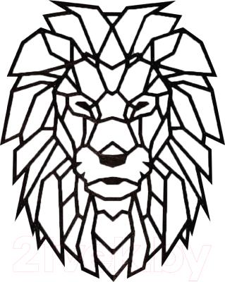 Декор настенный EWA Лев