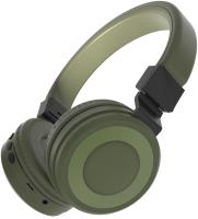 Наушники-гарнитура Ritmix RH-433BTH (зеленый) -