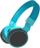 Наушники-гарнитура Ritmix RH-415BTH (синий/серый) -