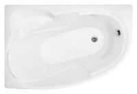 Ванна акриловая Triton Николь 160x100 R (с ножками) -