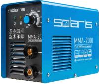 Инвертор сварочный Solaris MMA-200I -