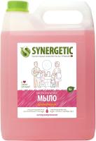 Мыло жидкое Synergetic Аромамагия биоразлагаемое для рук и тела (5л) -