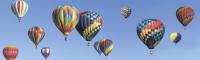 Скиналь Оптион Миражи. Воздушные шары 11 (МДФ, 2000x600x6) -