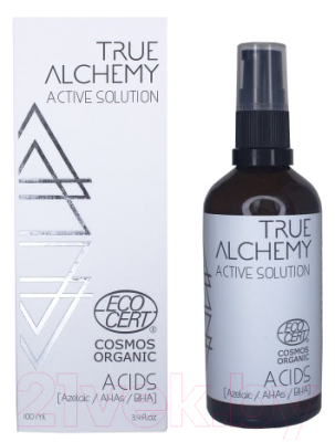 Лосьон для лица True Alchemy Active Solution Acids (100мл)