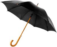 Зонт-трость SunShine Arwood 8003.02 (дерево/черный) -