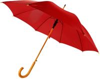 Зонт-трость SunShine Arwood 8003.05 (дерево/красный) -