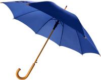 Зонт-трость SunShine Arwood 8003.03 (дерево/синий) -