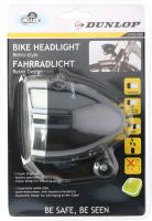 Фонарь для велосипеда DUNLOP 83897 / 416809 -