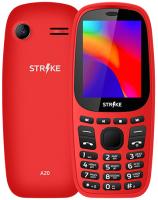 Мобильный телефон Strike A20 (красный) -