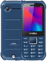 Мобильный телефон Strike P20 (темно-синий) -