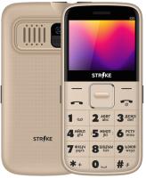 Мобильный телефон Strike S20 (золото) -