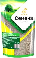 Семена газонной травы АгроСемТорг Низкорастущая (1кг) -