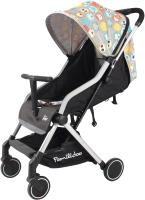 Детская прогулочная коляска Familidoo Air301LR (серый) -