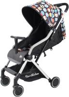 Детская прогулочная коляска Familidoo Air301LR (черный) -