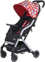 Детская прогулочная коляска Familidoo Air301LR (красный) -