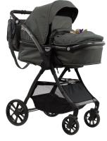 Детская универсальная коляска Farfello Joy 2 в 1 / FJ (серый) -