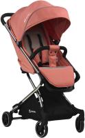 Детская прогулочная коляска Farfello Bliss / BL (коралловый) -