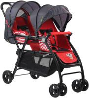 Детская прогулочная коляска Farfello Vivid Plus / VP-705 (красный) -