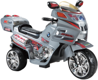 Детский мотоцикл Farfello HL219 (серый) -