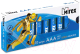 Комплект батареек Mirex R03 (AAA) / LR03-M10 (10шт) -