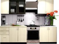 Готовая кухня Rikko Катя-3 2.0 (венге/дуб атланта) -