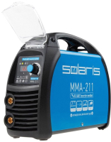 Инвертор сварочный Solaris MMA-211 -