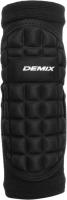 Налокотник защитный Demix DEL01999S (S, черный) -