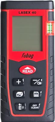 Лазерный дальномер Fubag Lasex 40 (31636)
