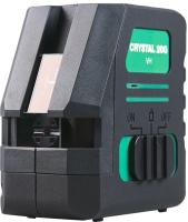 Лазерный нивелир Fubag Crystal 20G VH Set / 31628 (зеленый луч) -