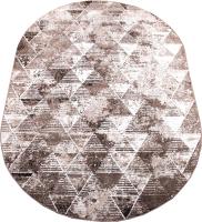 Ковер Белка Лайла Де Люкс Овал 15850 10842 (0.8x1.5) -