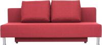 Диван Мебель-Парк Палермо 1 (красный) -