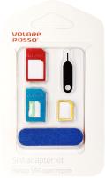Адаптеры для SIM-карт Volare Rosso 2022 -