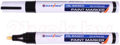 Маркер строительный Darvish DV-2754-02 (черный)