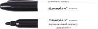 Маркер перманентный Darvish DV-424-02 (черный) -