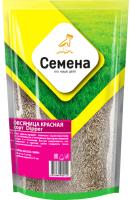 Семена газонной травы АгроСемТорг Овсяница красная сорт Dipper (1кг) -