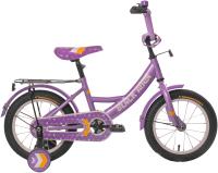 Детский велосипед Black Aqua 1806-T / HH-1806 (сиреневый) -