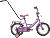 Детский велосипед Black Aqua 1406-T / HH-1406 (сиреневый) -