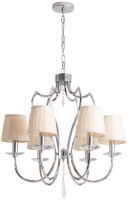 Люстра Arte Lamp Andrea A6352LM-6CC -