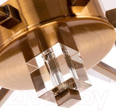 Люстра Arte Lamp North A5896LM-6PB