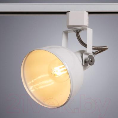 Трековый светильник Arte Lamp Martin Track A5213PL-1WH