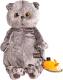 Мягкая игрушка Budi Basa Басик и мышка / Ks19-004 -