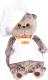 Мягкая игрушка Budi Basa Басик-повар с магнитами / Ks22-021 -