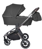 Детская универсальная коляска Carrello Epica 3 в 1 / CRL-8515 (Space Black) -