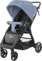 Детская прогулочная коляска Carrello Maestro / CRL-1414 (Soft Blue) -