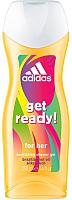 Гель для душа Adidas Get Ready! For Her (250мл) -