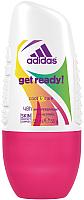 Антиперспирант шариковый Adidas Cool&Care Get Ready 48ч (50мл) -