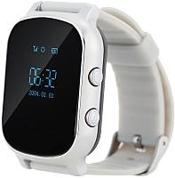 Умные часы детские Smart Baby Watch GW700 (серебристый) -
