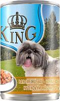 Корм для собак Piko Pet King Poultry (415г) -